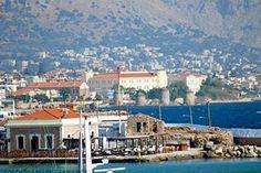 Μπούρτζι Χίου. Είναι χτισμένο στο λιμάνι και είχε προστατευτικό χαρακτήρα. Κατασκευάστηκε κατά την Οθωμανική περίοδο.