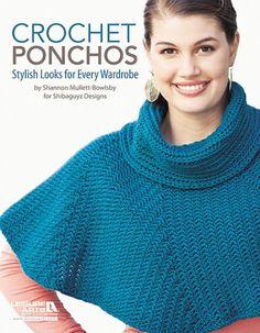 Maggie's Crochet · Crochet Ponchos
