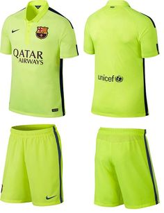 FC Barcelona third 2014 2015 kit 6070991f9