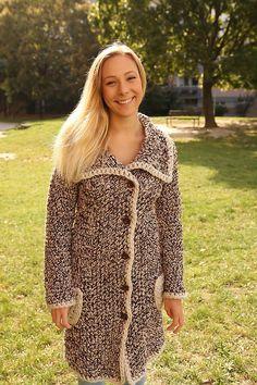 Kabáty - alpaKabát (Natural style) - 5872860_