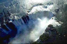 Cataratas del Iguazú, una de las 7 Maravillas Naturales del Mundo. ~ Galería Fotográfica de Argentina