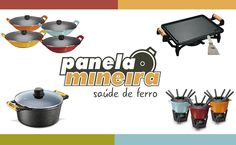 Panela Mineira lança novos produtos - http://superchefs.com.br/panela-mineira-lanca-produtos/ - #Fumil, #Noticias, #PanelaFerro, #PanelaMineira