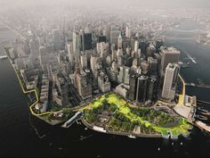 Project entry 2014 North America – Rebuilding by Design: Urban flood protection infrastructure, …