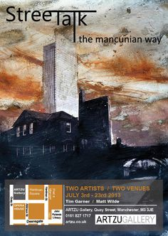 The most progressive independent art gallery in Manchester. Buy or collect contemporary paintings, sculpture & photography. Manchester Art, Contemporary Paintings, Interior And Exterior, Opera House, Art Gallery, Sky, Urban, Buildings, Salford