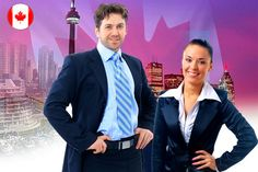 Canada work permit has two steps process they are: Applicant must have a letter of confirmation from HRSDC, Applicant must apply for Canada work visa and Canada work permit through Canada consulate.  Dependents, who applied for Canada dependent visa are allowed to work in Canada  However, applicants need to meet some certain requirements in order to migrate to Canada under the family sponsorship category.