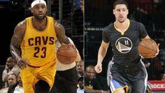 LeBron James y Klay Thompson elegidos jugadores de la semana en la NBA