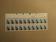 USPS Scott 2439 25c USA 1890-1990 Idaho Mint NH Plate Block 20 Stamps -- New