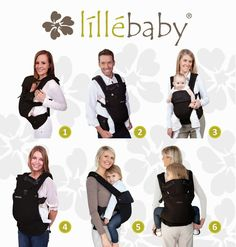 Lillebaby isn't just for babywearing - but also TODDLERwearing - Lillebaby COMPLETE All Seasons Baby Carrier