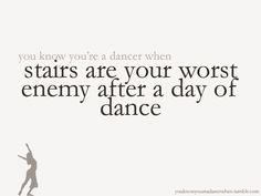you know you're a dancer when - Google Search
