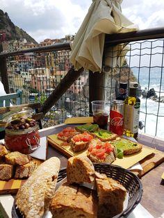 Best restaurants Cinque Terre