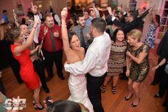 Photo by John LoConte.  Entertainment by DJ Chuck Uglietta.   Venue: Groveland Fairways    #617Weddings #DJChuckUglietta