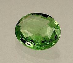 1.53 CT Natural Tsavorite Garnet   AstroKapoor.com #gemstones #jewelry