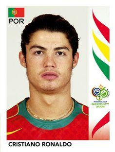 298 Cristiano Ronaldo - Portugal - FIFA World Cup Germany 2006