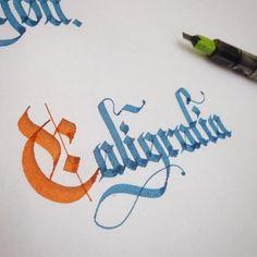 caligrafía, calligraphy, handwritten, handtype. Graffiti Lettering, Lettering Design, Hand Lettering, Typography Tutorial, Calligraphy Paper, Beautiful Calligraphy, Hand Type, Dream Quotes, Letter I