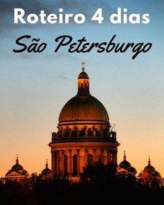 Olha o que preparamos para vocês! Os dois primeiros posts da série já estão lá no blog e vem muita coisa por aí!  No post anterior falamos sobre como chegar como se locomover onde se hospedar procedimentos de imigração o que esperar e as atrações visitadas no nosso primeiro dia em São Petersburgo.  No post de hoje falaremos sobre o2º dia do roteiroe a nossa visita a um dos palácios mais bonitos do mundo oPeterhof!  A série completa terá posts com roteiros e dicas sobre São Petersburgo Moscou…