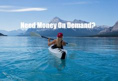 Activate your online money on demand system so that you can make money when you want. See in action...