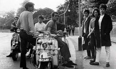 From the Observer archive, 24 May 1964: Mods v Rockers: Britain's summer of discontent