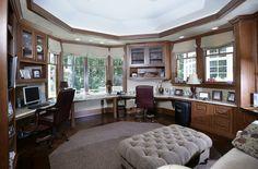 Home Office - Scott Christopher Homes