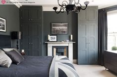 built in wardrobes alcove - Google Search