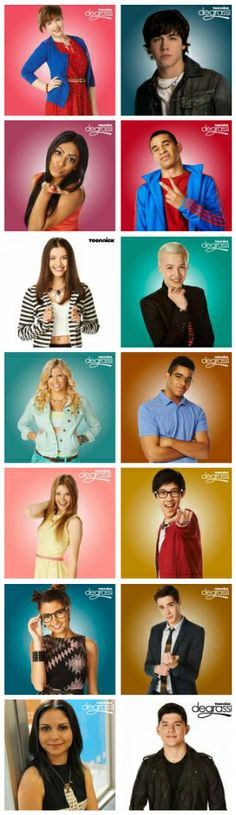#Degrassi Season 13 Cast