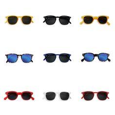 Sunglasses Eyewear IZIPIIZ www.aliceandalice.com  - Alice & Alice