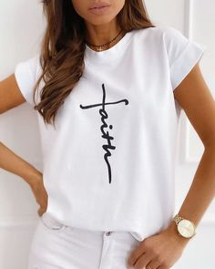 Heart Print Cold Shoulder Short Sleeve Casual T-shirt Casual T Shirts, Casual Tops, Tee Shirts, Tees, Trend Fashion, Women's Fashion, Heart Print, Printed Shorts, Shirt Designs