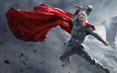 Humanity's Journey to Life: Day 222: Thor: The Dark World and What's Missing in Movies