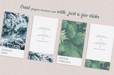 Vertical Photographer Business Card - Business Cards - Creative Market