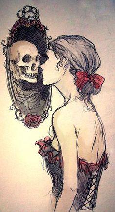 Como dijo Agustin: todos tenemos un cadaver adentro lol!