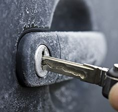 We don't mean to imply that you're full of hot air, but this trick will help open your car if the door lock has frozen. Take a plastic drinking straw, squeeze it if you have to and put it into the lock hole. Then blow through it and into the lock. After a minute or two of this, the lock should be warm enough to open. If you know sub-zero weather is...
