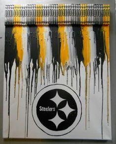 Pittsburgh Steelers Logo American Football Team In The