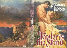 Tender is the Storm by Johanna Lindsey (Avon)