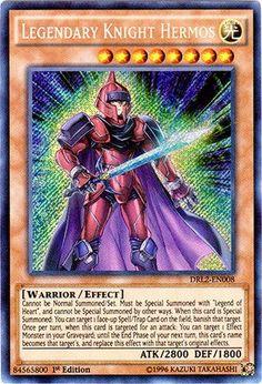 Yu-Gi-Oh! – Legendary Knight Hermos (…