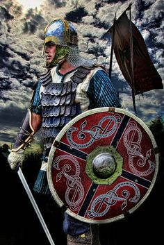 VIKING HERALD HARDRADA - (1015-1066) FOUGHT IN HIS HALF-BROTHER'S BATTLE FOR SUCCESSION TO THE THRONE OF NORWAY AT 15YRS. OLD AT THE BATTLE OF STICKLESTAD, ADVENTURED IN KIEVAN RUSSIA BEFORE GOING ON TO FIGHT FOR THE BYZANTINE EMPEROR IN THE VIKING VARAINGIAN GUARD IN ITALY, THE MEDDITERANIAN SEA, ASIA MINOR AND SICILY AGAINST THE SARACENS