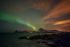 Island-Reise: Polarlichter