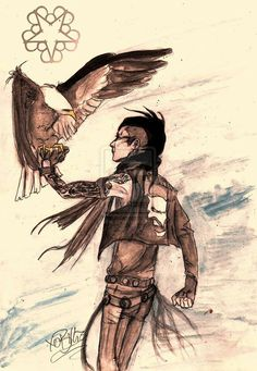 [Andy Biersack - The Prophet] wow who drew this because its just awesome!!<3