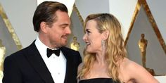 Leonardo DiCaprio and Kate Winslet Oscars-Leo and Kate Red Carpet Dates