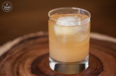 Apple Ginger Bourbon Delight - Self Proclaimed Foodie
