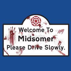 Midsomer Murders shirt