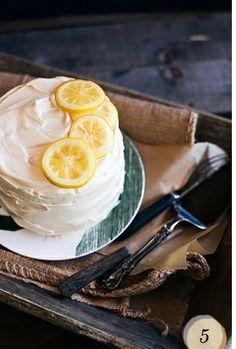 lemons on top/make with grapefruit