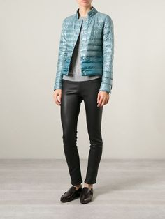 Shop Herno reversible padded jacket in Monti from the world's best independent boutiques at farfetch.com. Over 1000 designers from 300 boutiques in one website.