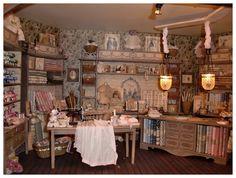 Het lieve hemeltje!: Poppenhuizen en miniaturenbeurs.