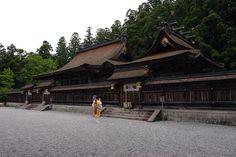 Kumano Hongu Taisha-Grand Shrine, Wakayama prefecture