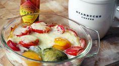 Zwyczajna jajecznica może się z czasem znudzić. Jajka, kilka plastrów wędliny – nie ma w tym nic odkrywczego. A gdyby tak zapiec całość i dodać sporo warzyw? Jajka po ranczersku rozgrzeją w zimny dzień. Jajka po ranczersku, huevos rancheros proporcje na 1 porcję 2 jajka 1/2 awokado 2-3 pomidory koktajlowe 3-4 plastry chudej szynki lub […]