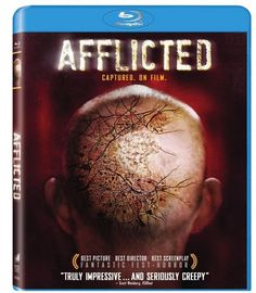 Afflicted (Blu-ray Disc, 2014, Includes Digital Copy; UltraViolet) #blu-ray #afflicted