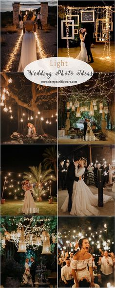 Top 20 Must See Night Wedding Photos with Lights Romantic rustic country light wedding photo ideas Night Wedding Photos, Wedding Night, Boho Wedding, Wedding Table, Fall Wedding, Rustic Wedding, Wedding Flowers, Dream Wedding, Light Wedding