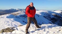The Bald Hiker on leaving the past behind – and seeing as much of the world as you can