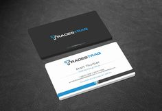 Modern Business Cards for TradesTraq by Zayden