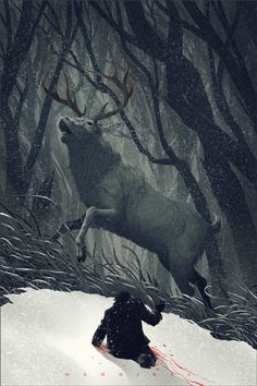 Inspiration for Forest King.