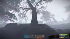 [Rust] GLITCH WALKING INTO TREES?!?!?!?! Glitch, Rust, Gaming, Trees, Mountains, World, Youtube, Videogames, Tree Structure